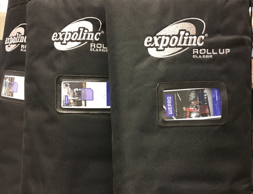 Rollup banner- Expolinc Wepro