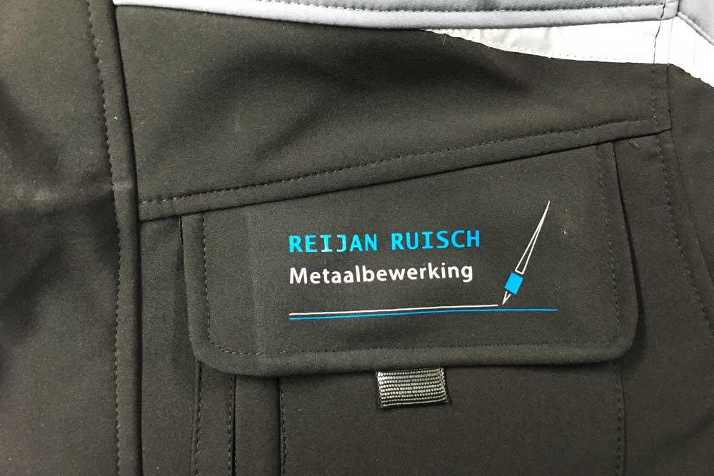Bedrijfskleding Reijan Ruisch