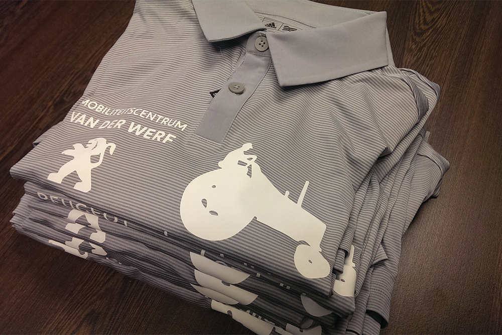 Bedrijfskleding Golf