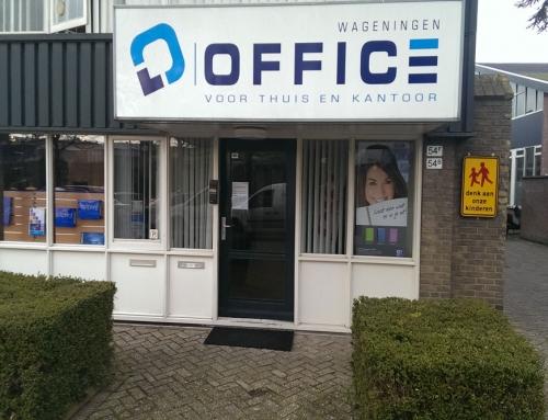 Gevelreclame – Office