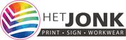 Drukkerij Wageningen | Het Jonk printing | Drukker en Reclamemaker Logo