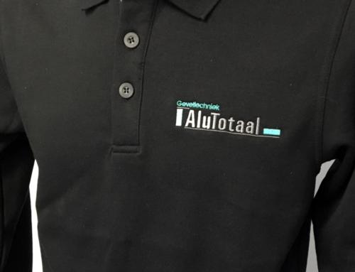Bedrukte Bedrijfskleding AluTotaal Ede