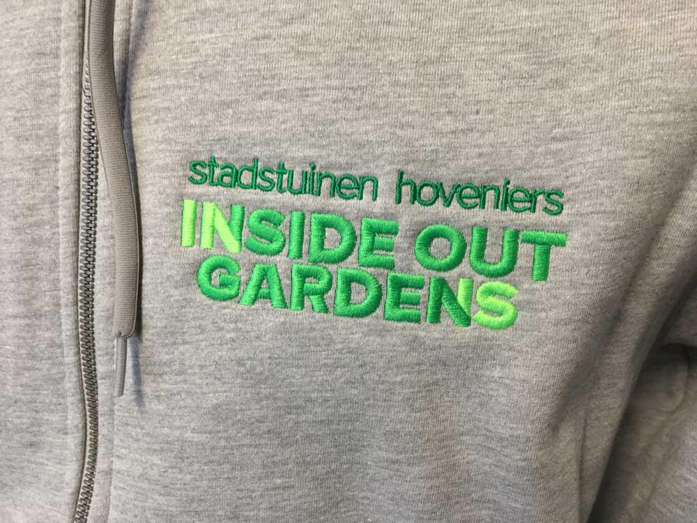 Bedrijfskleding InsideOut Gardens